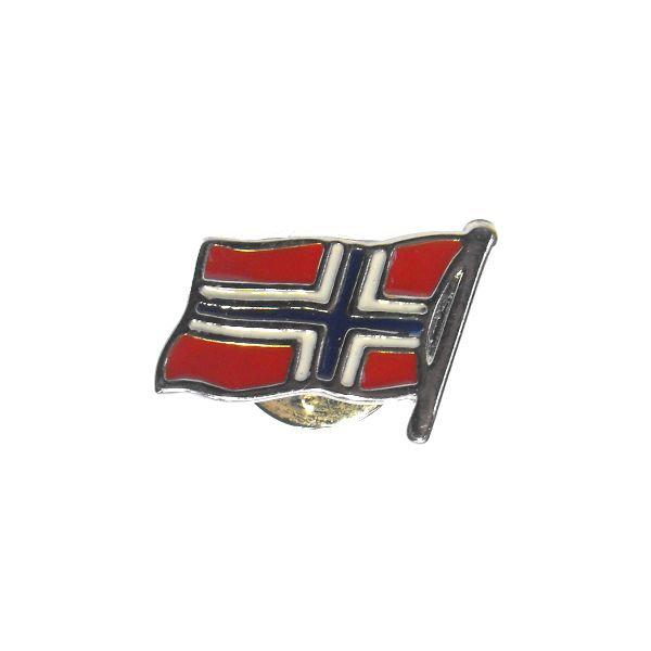 ce1b01ab Pin med norsk flagg - Bella Donna